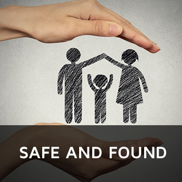 Safe and Found